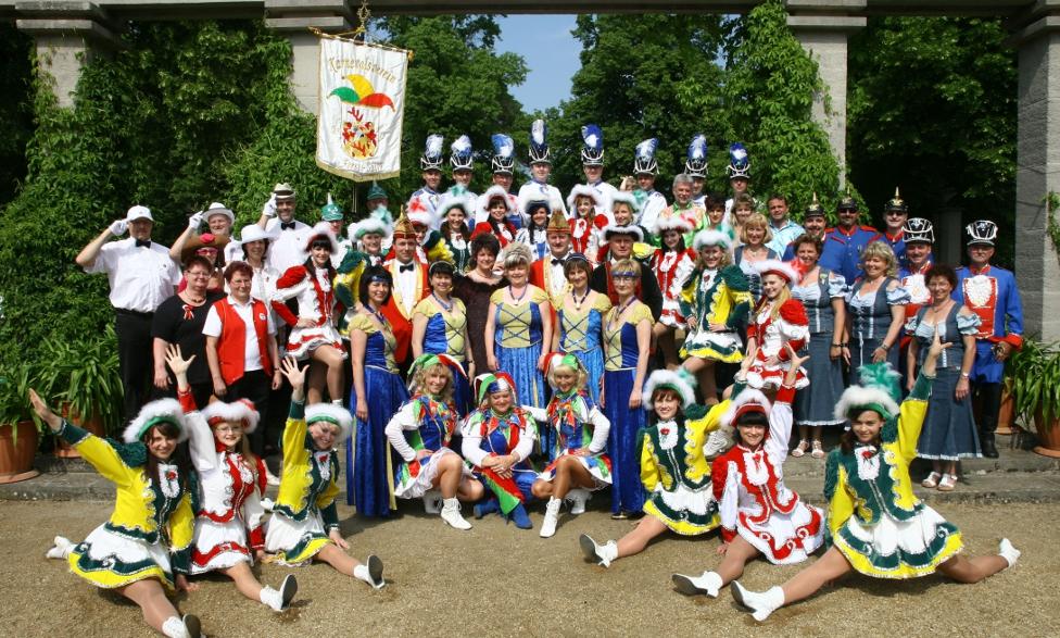 Karnevalsverein forst sacro