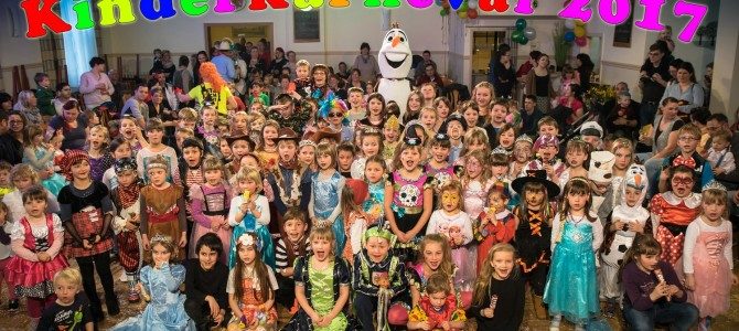 Das war der Kinderkarneval 2017 in Sacro
