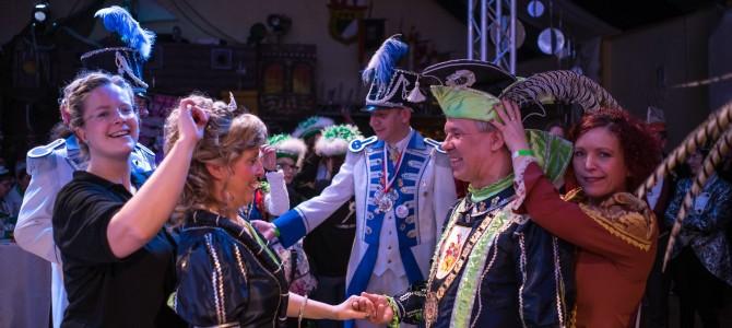 Karnevalswerkstatt des KVL 2017
